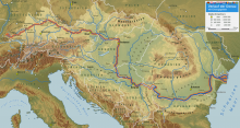 An den Küsten und Flüssen enstanden Zivilisationen