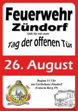 Tag der offenen Tür in Zündorf