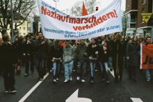 Demo gegen Fremdenfeindlichkeit in Porz 2006