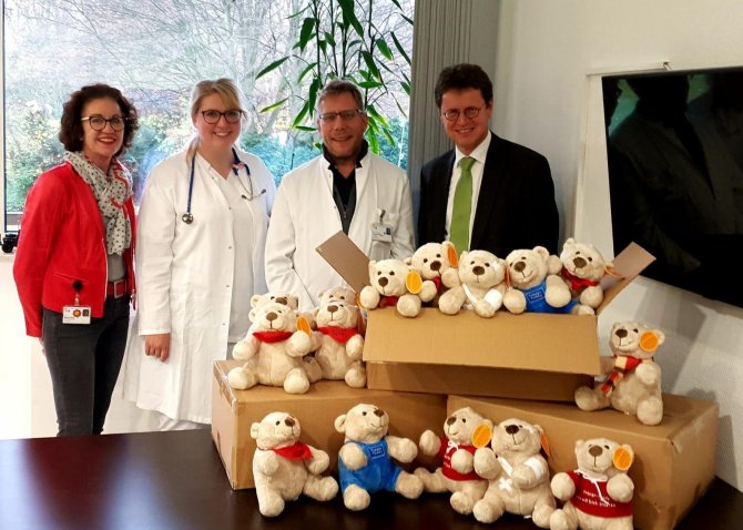 Kinderklinik Köln Porz